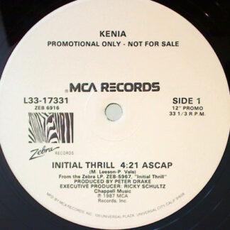 Kenia - Initial Thrill (12