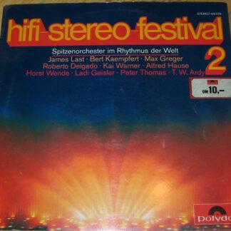Various - Hifi-Stereo-Festival 2 (LP, Comp)