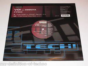 Voi Feat. Dzenita - Free (12