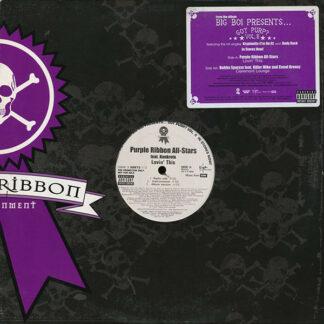 Big Boi Presents... Purple Ribbon All-Stars* - Got Purp? (Vol. II) (12