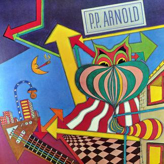 P.P. Arnold - P.P. Arnold (LP, Comp)