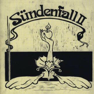 Sündenfall II - Sündenfall II (LP, Album, Ltd, Num, RE)