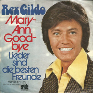 Rex Gildo - Mary-Ann Good-Bye (7