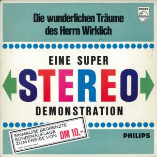 Various - Die Wunderlichen Träume Des Herrn Wirklich (LP)