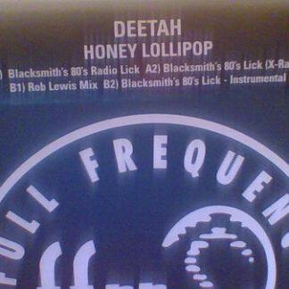 Deetah - Honey Lollipop (12