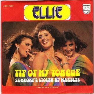 Ellie (24) - Tip Of My Tongue (7