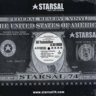DJ Twinkiller & DJ MBR - Starsal 74 (12