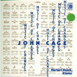 John Cage - Herbert Henck - Music Of Changes (LP)