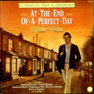 Ralph McTell - At The End Of A Perfect Day (LP, Album)