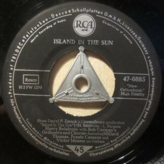 Harry Belafonte - Island In The Sun (7
