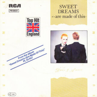 Eurythmics - Sweet Dreams (Are Made Of This) (7