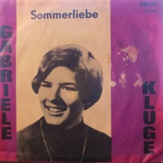 Gabriele Kluge / Klaus Sommer - Sommerliebe / Wo Ist Der Himmelblaue Bikini? (7