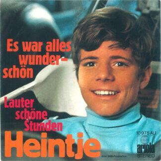 Heintje - Es War Alles Wunderschön (7