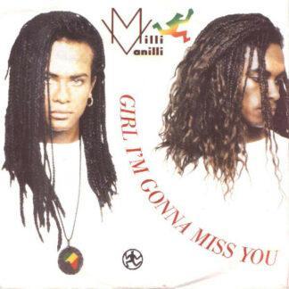 Milli Vanilli - Girl I'm Gonna Miss You (7