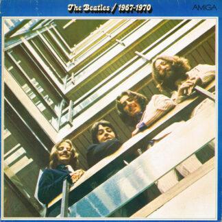 The Beatles - 1967-1970 (LP, Comp)