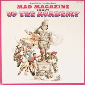 Various - Mad Magazine Presents 'Up The Academy' - Original Motion Picture Soundtrack (LP, Comp)
