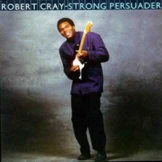 Robert Cray - Strong Persuader (LP, Album)