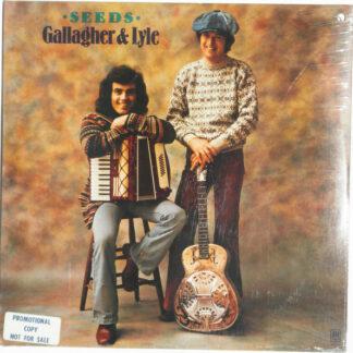 Gallagher & Lyle - Seeds (LP, Album, Promo)