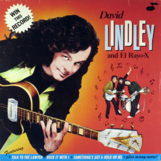 David Lindley And El Rayo-X - Win This Record! (LP, Album)