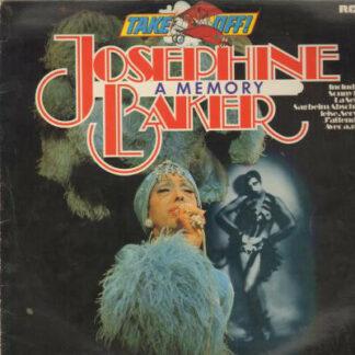 Josephine Baker - A Memory (LP, Comp)
