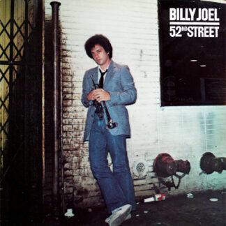 Billy Joel - 52nd Street (LP, Album)