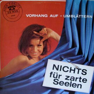 Various - Nichts Für Zarte Seelen (LP, Comp, Club)