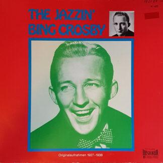 Bing Crosby - The Jazzin' Bing Crosby (LP, Comp)