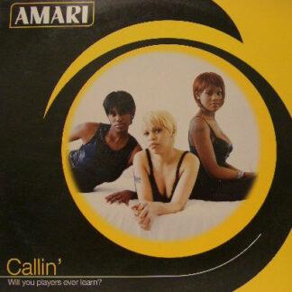Amari - Callin' (Will You Players Ever Learn?) (12