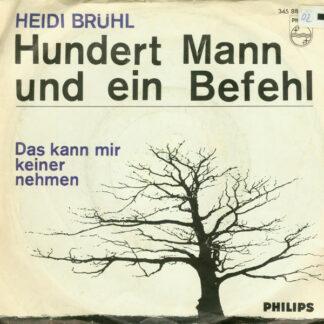 Heidi Brühl - Hundert Mann Und Ein Befehl (7