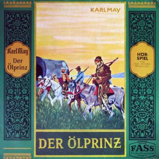 Karl May - Der Ölprinz (LP)
