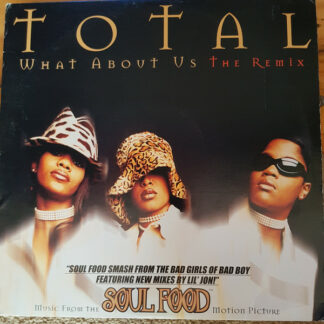 Total - What About Us (The Remix) (12