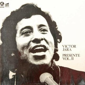 Victor Jara - Presente Vol. II (LP, Red)