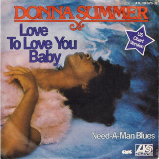 Donna Summer - Love To Love You Baby (7