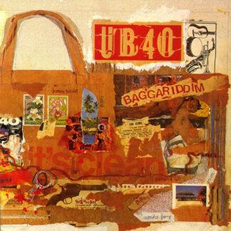 UB40 - Baggariddim (LP, Album + 12