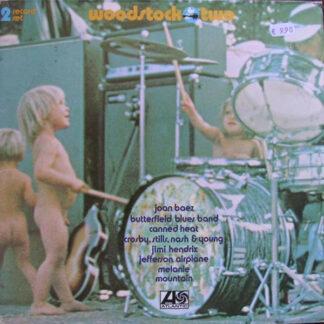Various - Woodstock Two (2xLP, RE, Gat)