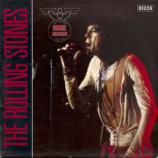 The Rolling Stones - The Rolling Stones (LP, Album, RE, Pos)