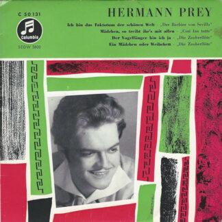 Hermann Prey - Ich Bin Das Faktotum Der Schönen Welt • Mädchen, So Treibt Ihr's Mit Allen • Der Vogelfänger Bin Ich Ja • Ein Mädchen Oder Weibchen  (7