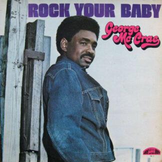 George McCrae - Rock Your Baby (LP, Album)