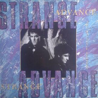 Strange Advance - The Distance Between (LP, Album)
