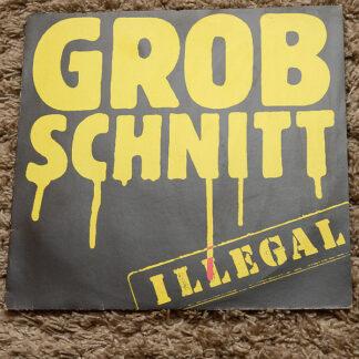 Grobschnitt - Illegal (LP, Album, Club)