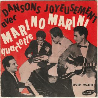 Marino Marini Quartette* - Dansons Joyeusement Vol. 2 (7