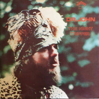 Dr. John - The Night Tripper (LP, Album, RE)