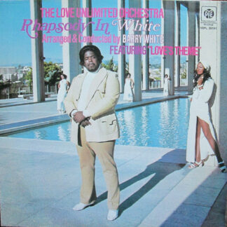 The Love Unlimited Orchestra* - Rhapsody In White (LP, Album)