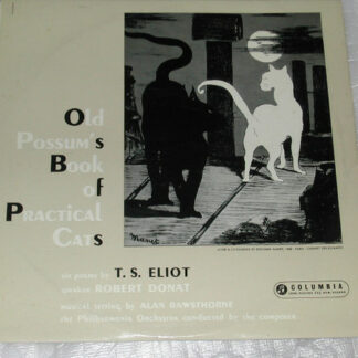 T. S. Eliot, Robert Donat, Alan Rawsthorne Conducting The Philharmonia Orchestra - Old Possum's Book Of Practical Cats (10