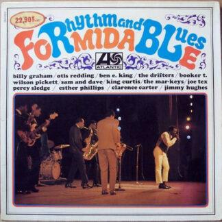 Various - Rhythm And Blues Formidable (LP, Comp)