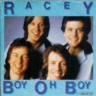 Racey - Boy Oh Boy (7