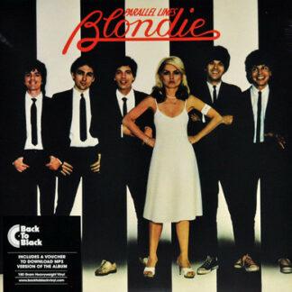 Blondie - Parallel Lines (LP, Album, RE, 180)
