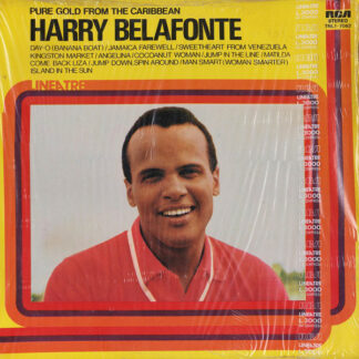 Harry Belafonte - Pure Gold From The Caribbean (LP, Comp)