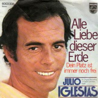 Julio Iglesias - Alle Liebe Dieser Erde  (7