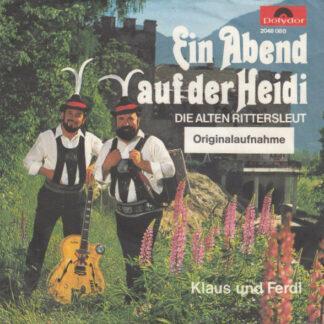 Klaus Und Ferdl - Ein Abend Auf Der Heidi (7